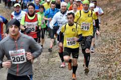 18. Ferndorfer Frühjahrswaldlauf - 1. Lauf zur SVB-3-Städte-Tour 2016
