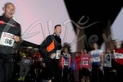 3. RWE Lichterlauf und 9. Staffellauf an der sieg-arena 2015