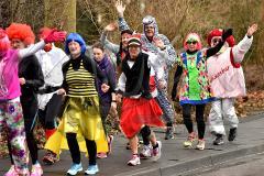 3. Siegener Karnevalslauf