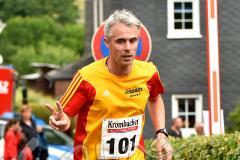 Mudersbacher Lauf Rund um die Giebelwaldhalle –  4. Lauf Ausdauer-Cup 2015