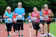 Bei optimalen äu\u00dferen Bedingungen gingen am 13. Juni 2014 insgesamt 191 Teilnehmer an den Start zum 20. Molzbergstadionlauf der LG Sieg über 5000 Meter. Es war der fünfte Wertungslauf zum Ausdauer-Cup 2014.