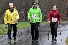 37. Silvesterlauf an der Obernautalsperre in Netphen-Brauersdorf