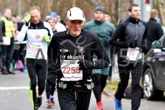 41. Silvesterlauf an der Obernautalsperre in Netphen 2019